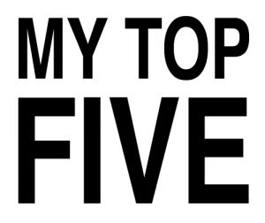 MY-TOP-FIVE