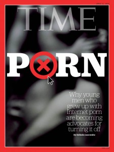 Time Magazine porn cover