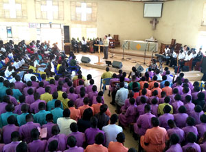 Uganda-preach